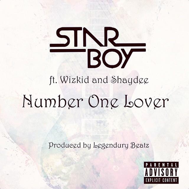Starboy-Wizkid-Number-One-Lover-Art