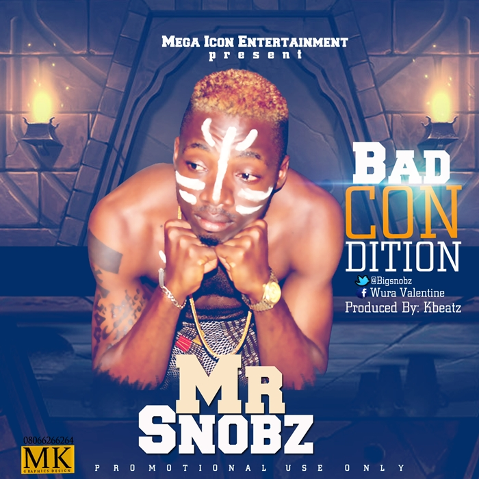 Bad Condition by Mr. Snobz Artwork