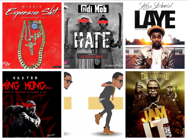 Top 8 Nigerian Songs That Dropped In May 2015 - Novice2STAR