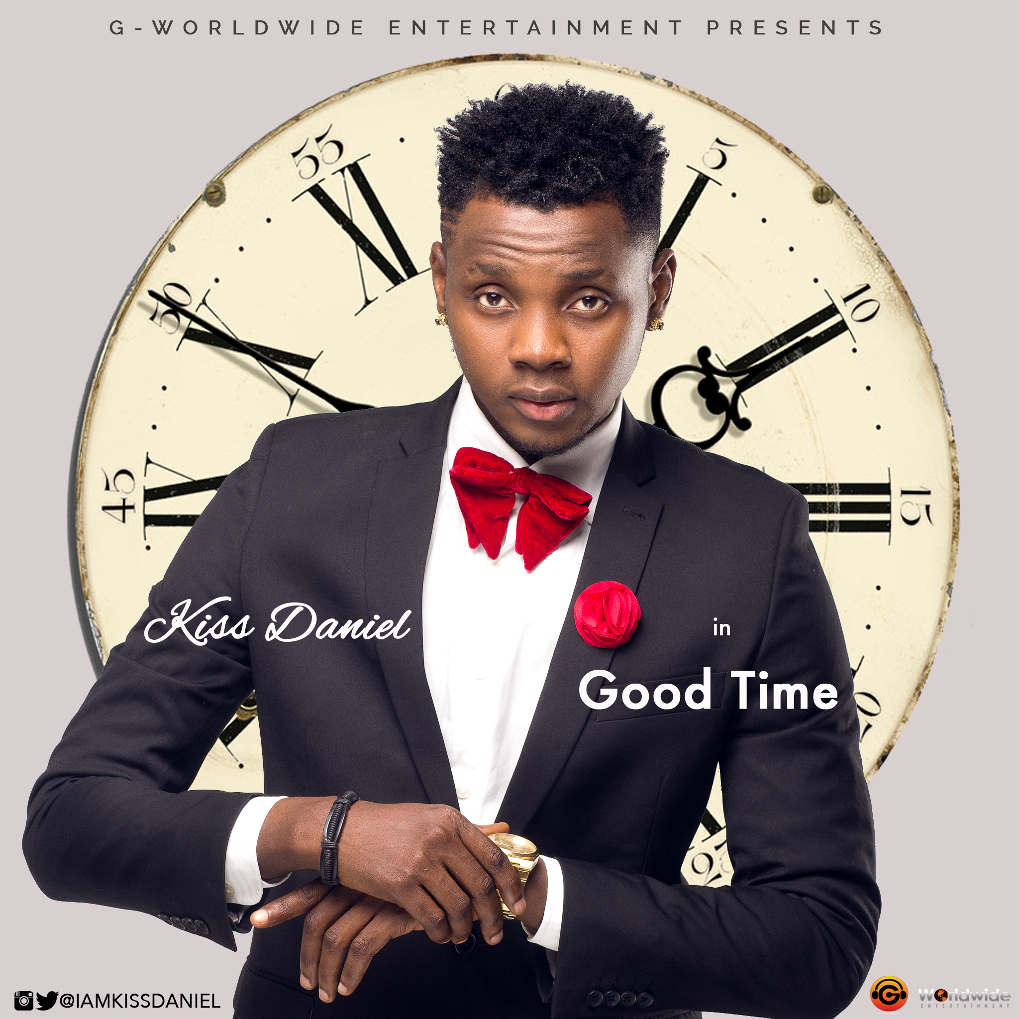 download audio: kiss daniel – good time
