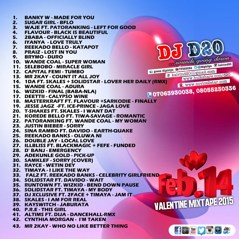 DJ D20 VAL DANCE BACK