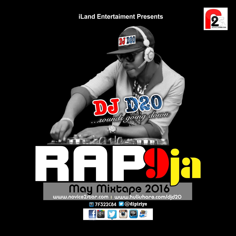 DJ D20 - RAP9JA A