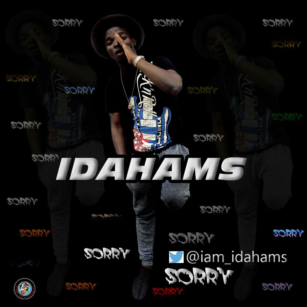 Idahams - Sorry Cover