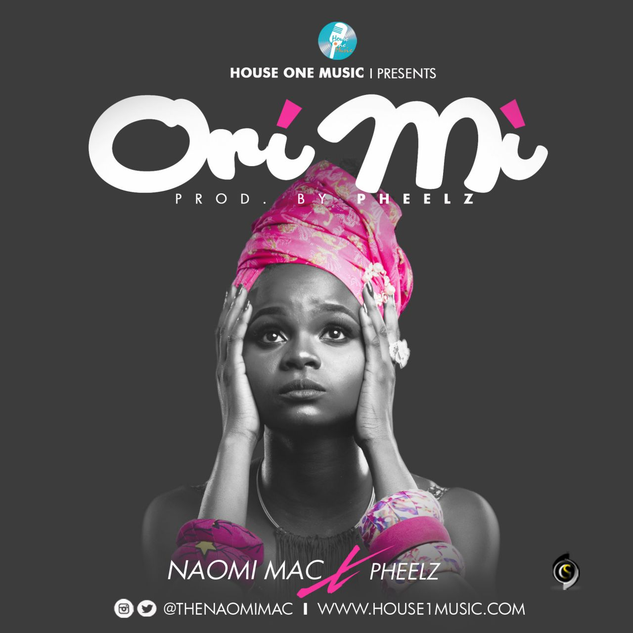 DOWNLOAD AUDIO:Naomi Mac - Orimi Mi ft Pheelz (Prod  Pheelz)