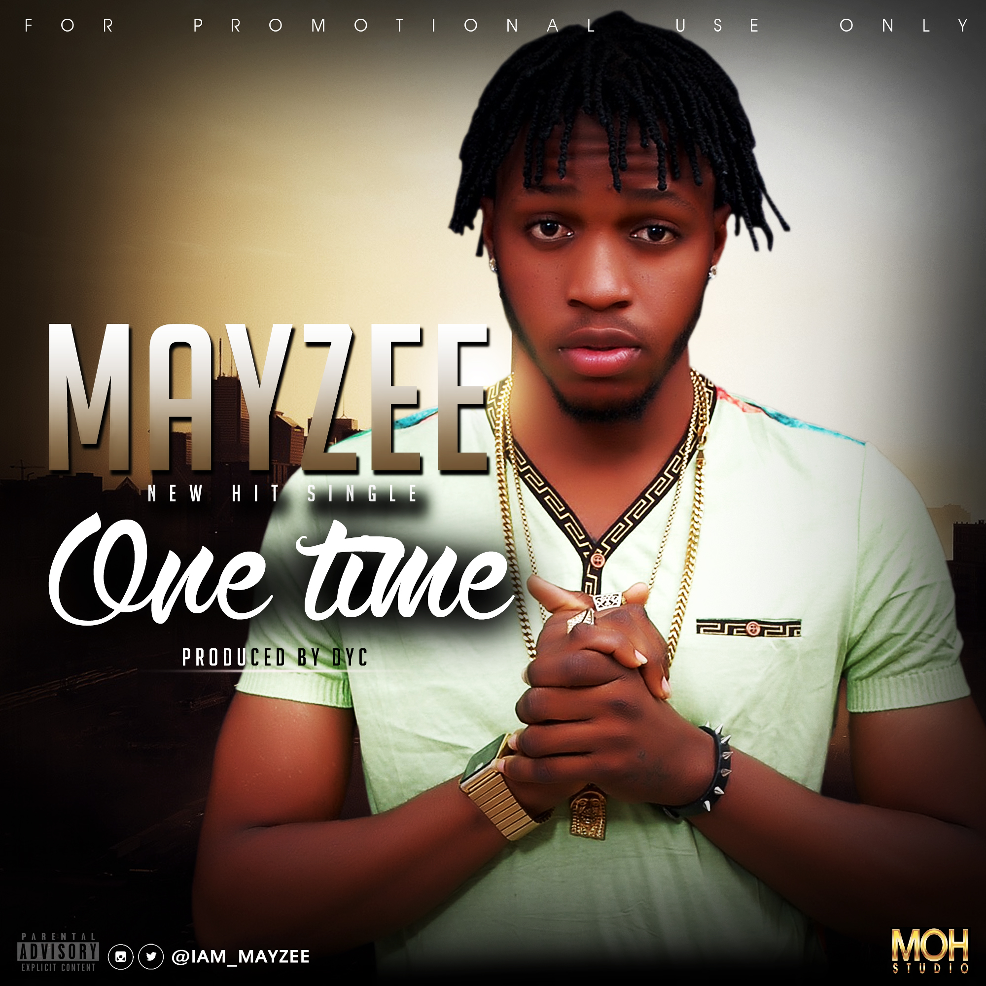 may-zee-one-time