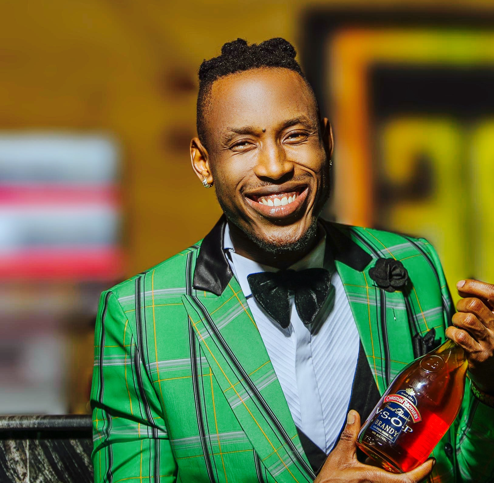 Mr 2kay Signs Multimillion Naira Deal & Set To Tour With The Christian Brothers Brandy