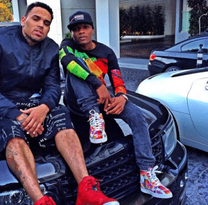 Wizkid ft. Chris Brown – African Bad Girl