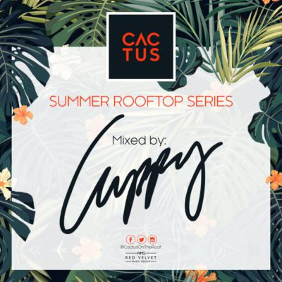 DJ Cuppy CACTUS ON THE ROOF