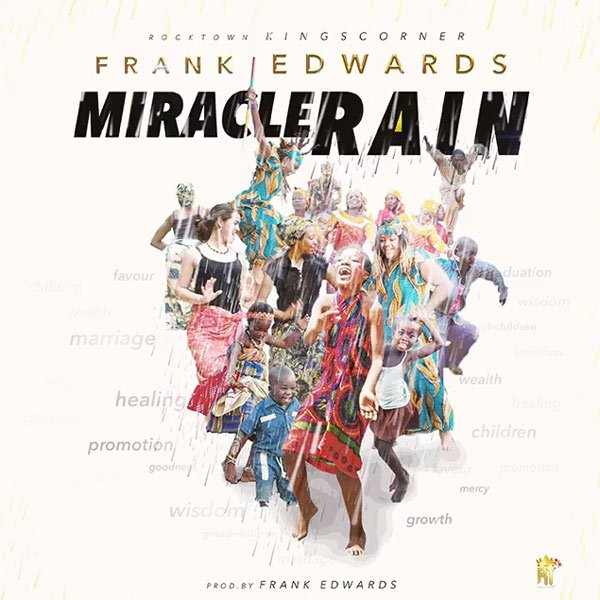 Image result for miracle rain audio
