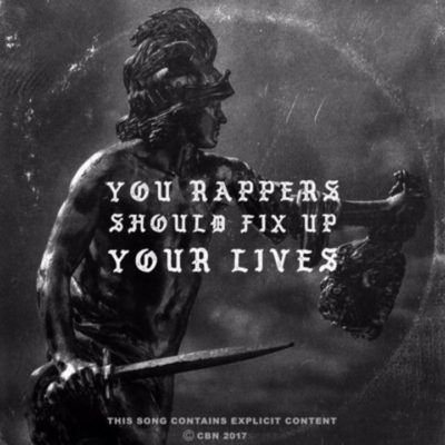 M.I Abaga – You Rappers Should Fix Up Your Life