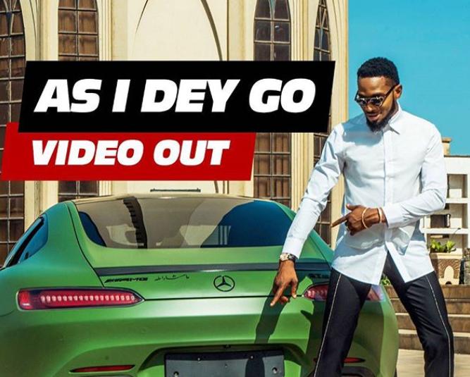 VIDEO: D'Banj – As I Dey Go