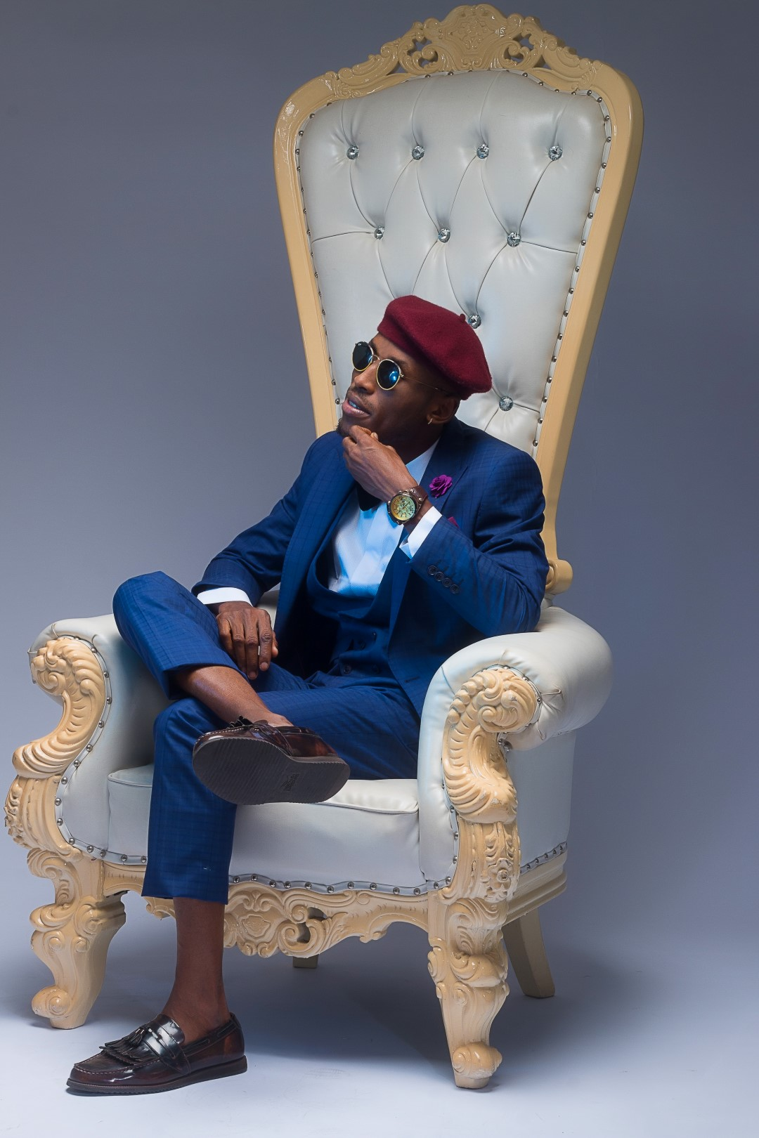 Mr 2kay Releases BTS Video and Photoshoot For Upcoming Album