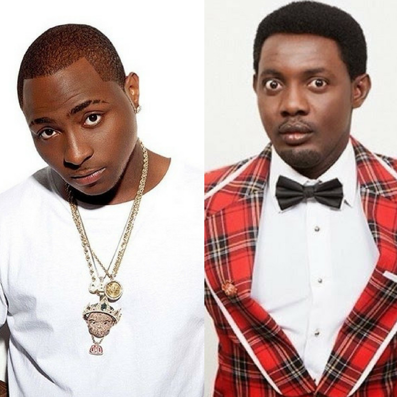 Davido And AY Sued For Tax Evasion By Lagos State Government