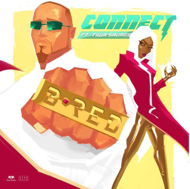 VIDEO: B-Red – Connect ft. Tiwa Savage
