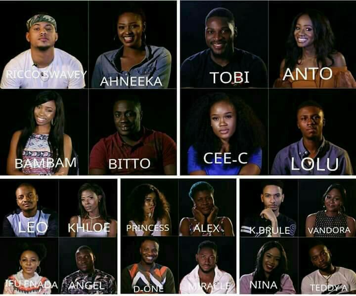 Meet Big Brother Naija 2018 Housemates: Issa Double Wahala