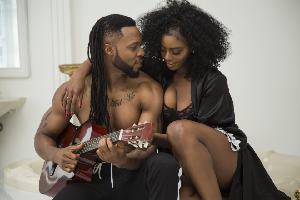 Flavour Someone Like You video