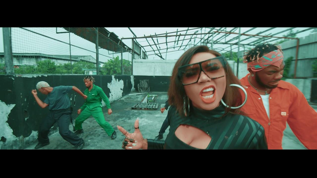 Mz Kiss – Merule ft. Slimcase [Video]
