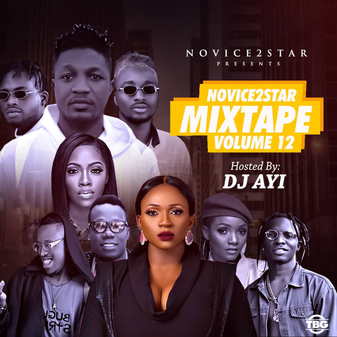 Novice2STAR x DJ Ayi – September Naija Mixtape