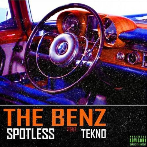 "Spotless – ""The Benz"" ft. Tekno"