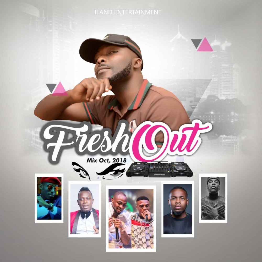MIXTAPE: DJ D20 - FreshOut Mix (October Edition)