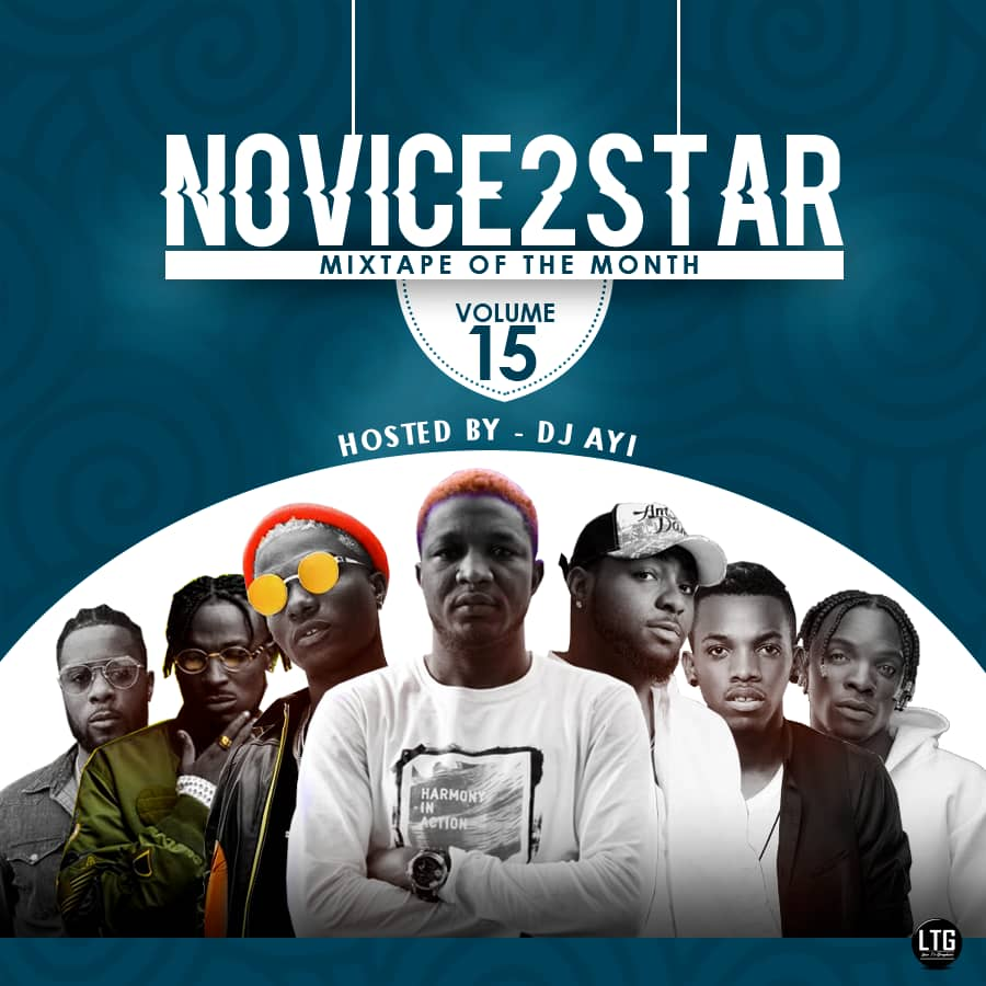 Novice2STAR x DJ Ayi – December Naija Mixtape