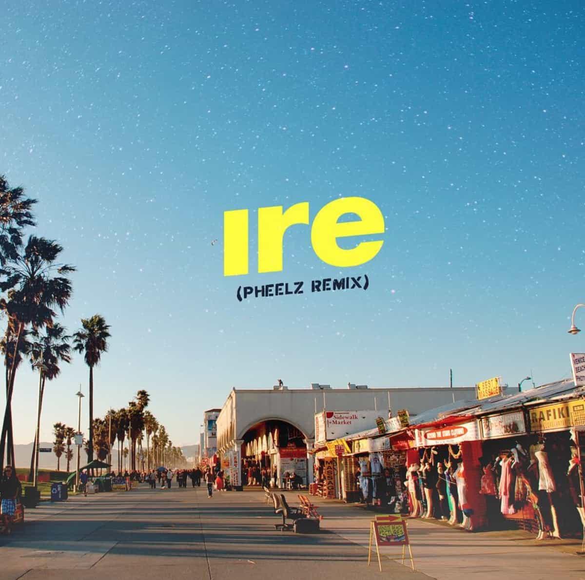 Pheelz - Adekunle Gold's IRE Remix (Dance Version)