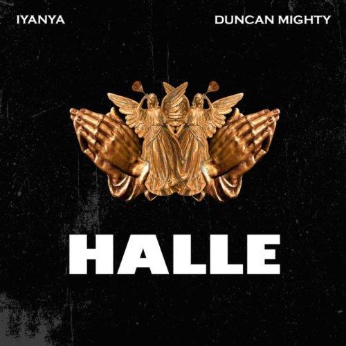 Artwork for Iyanya's Halle featuring Iyanya