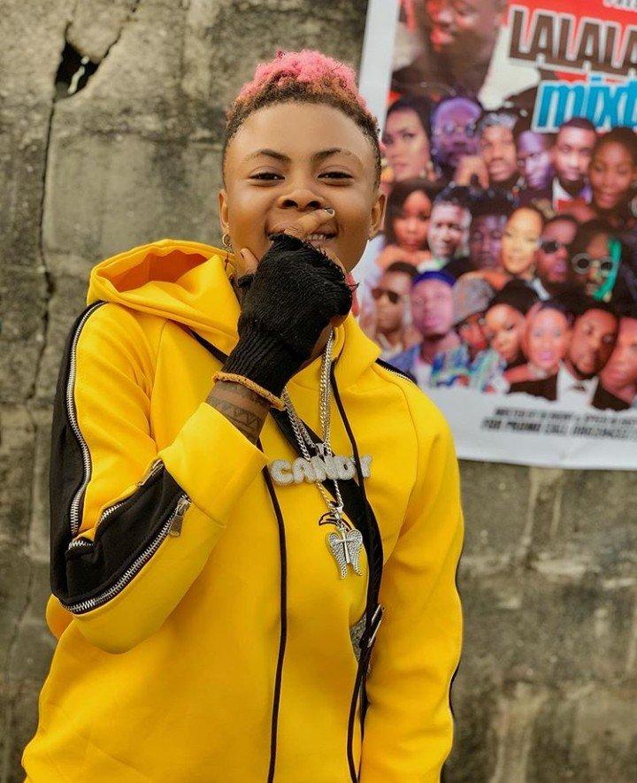 Candy Bleakz - Top 6 Best Female Rappers in Nigeria 2019