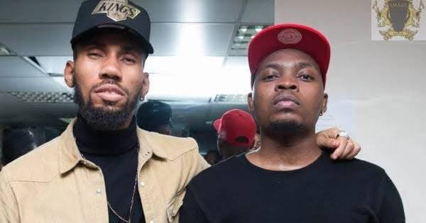 Phyno and Olamide two street kings