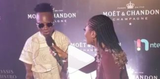 HILARIOUS! Watch Shatta Bandle Interview in Lagos