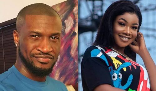 Peter Okoye (Mr P) in Financial Dilemma Over Tacha's Disqualification From Big Brother House