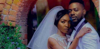 Adekunle Gold Shares Adorable Photo With Wife Simi (SEE PHOTO)