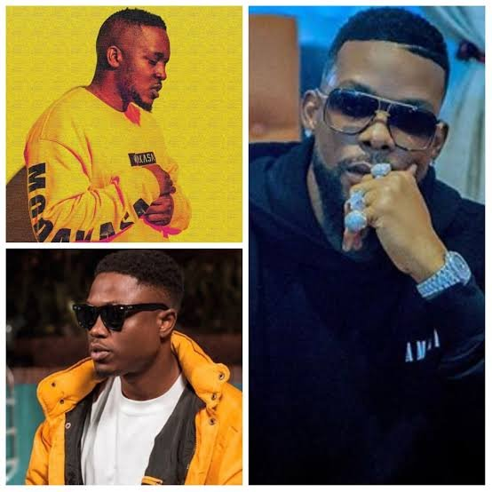 BREAKING! MI Abaga is Considering Accepting Rap Battle With Vector (PHOTOS)