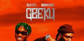 "JUST IN: Zlatan feat Burna Boy ""Gbeku"" drops soon"