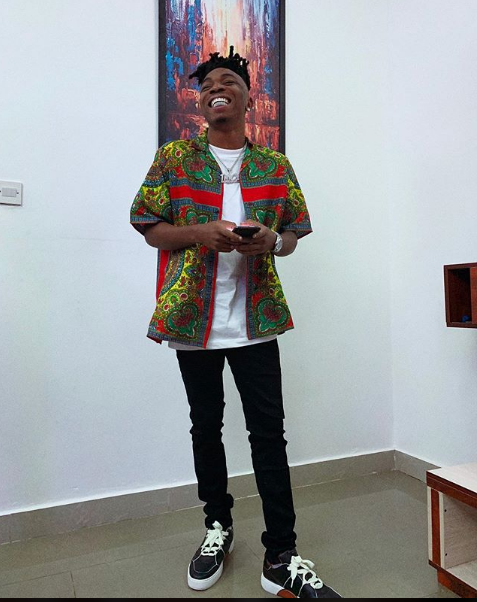 best dressed male musician in Nigeria 2019