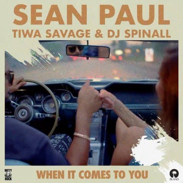 Sean paul tiwa savage