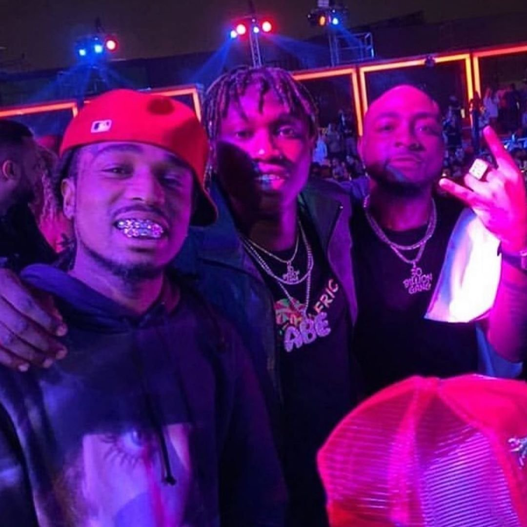 Zlatan Ibile Links Up With American Rapper Quavo  (SEE VIDEO)