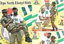 Wow! NYSC Member Gives a Female Soldier an Engagement Ring (PHOTOS)