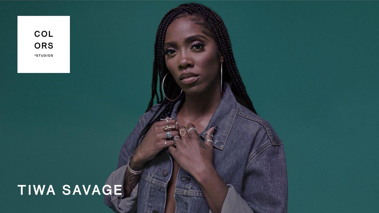 Tiwa Savage X Color Studios – Attention (VIDEO)