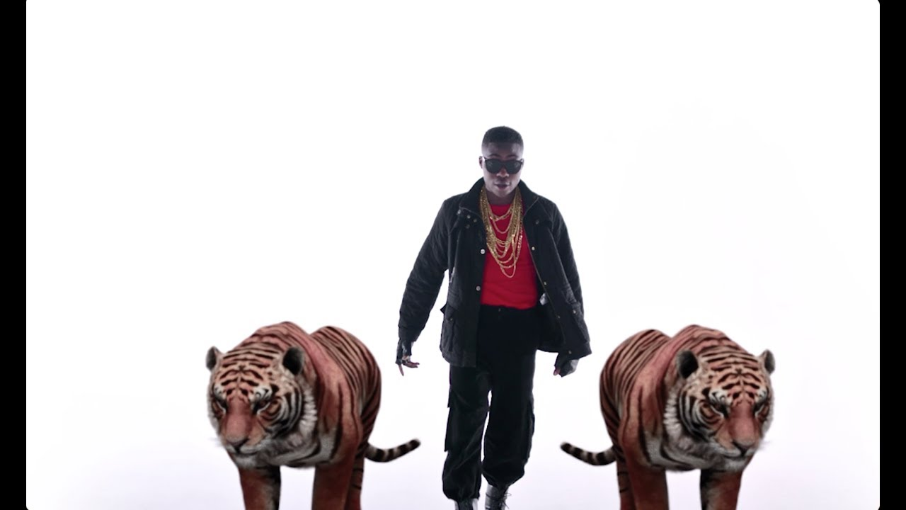 """Reekado Banks – """"Put In Pressure"""" Video"""
