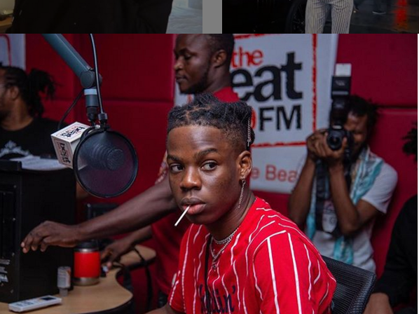 Nigerian fans on twitter are currently on a verge on tearing down the platform as they fight to ascertain who deserves to be a legend between Rema and Olamide.