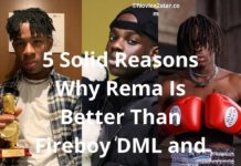 5 Solid Reasons Why Rema Is Better Than Fireboy DML and Joeboy [MUST READ]