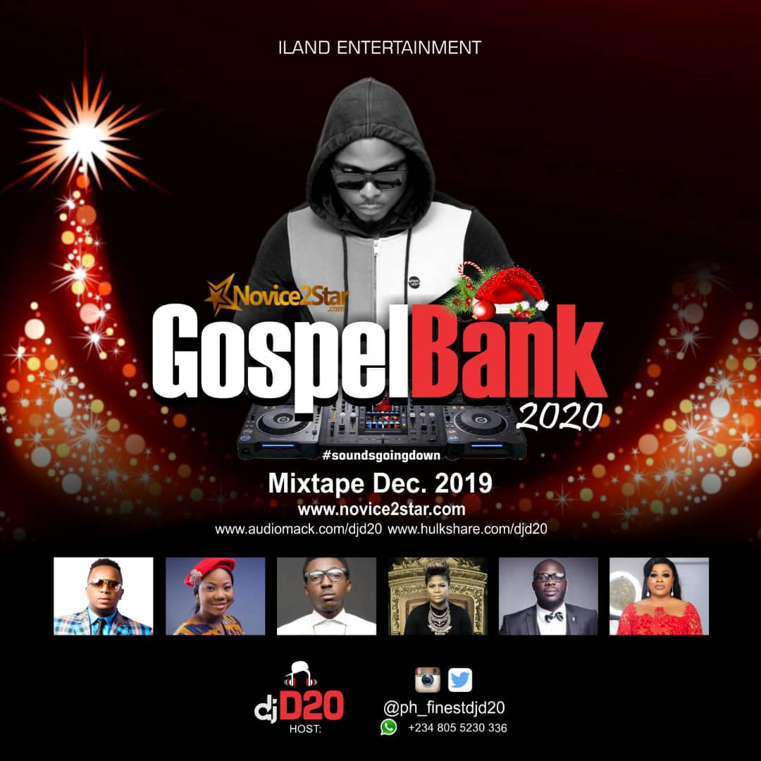 End Of Year Gospel Mix