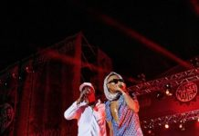 Wow! Wizkid and Akon Perform Together in AfroNation Ghana (Photos)