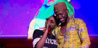 """I'll soon block you on Instagram"" – Adekunke Gold Threatens Wife Simi"