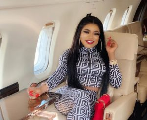After a Successful Plastic Surgery, Bobrisky Shows Off His New Nyash (SEE VIDEO)