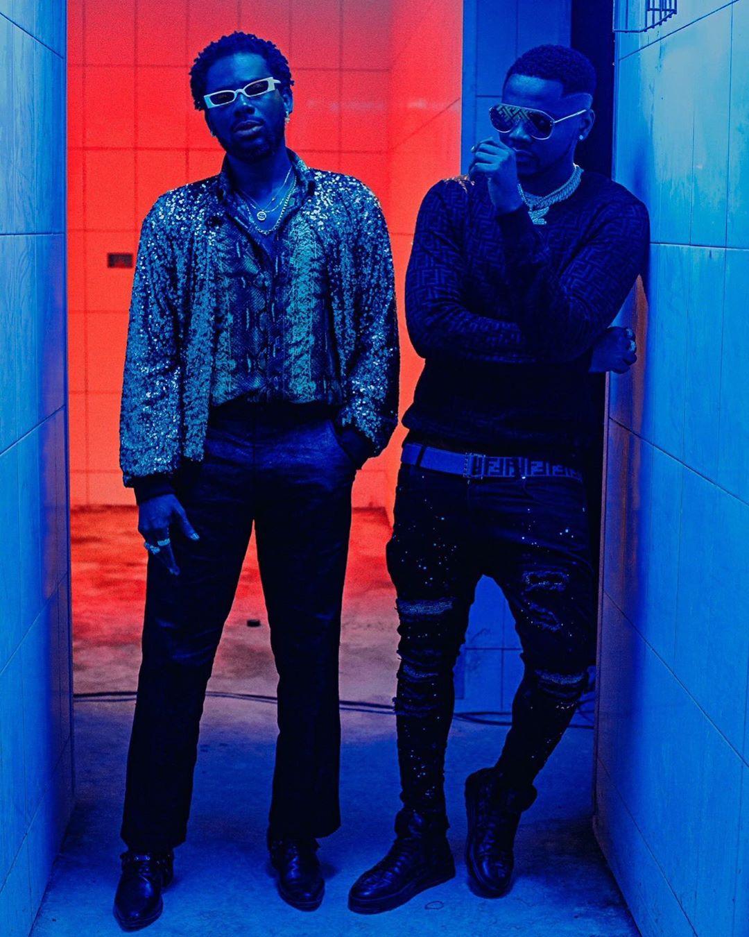 Adekunle Gold ft. Kizz Daniel – 'Jore'