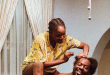 Adekunle Gold and Simi Celebrates One Year Wedding Anniversary
