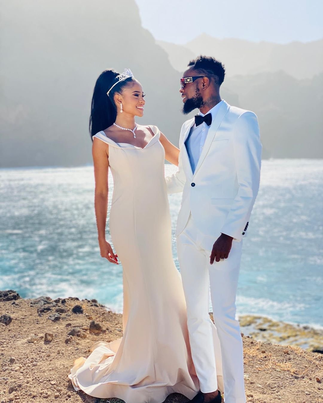 Wow! Patoranking Shares Pre-Wedding Photos