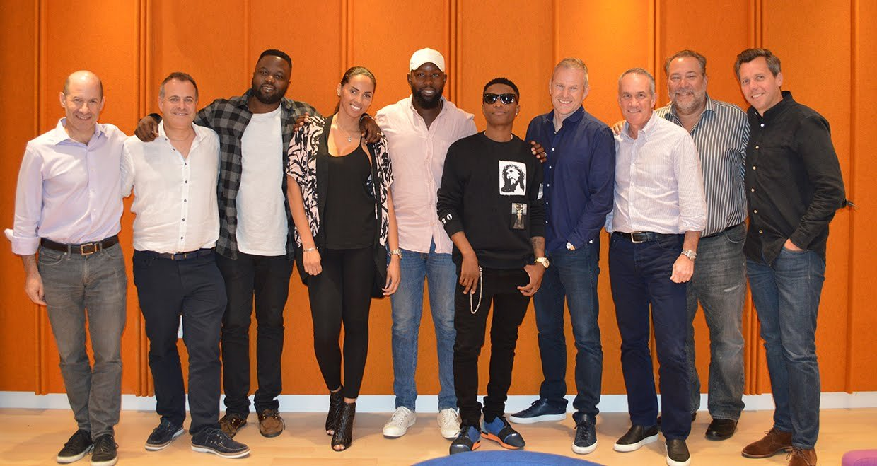 'WizKid's Deal With RCA is the Biggest Record Label Deal Ever For An African Act' - Grammy Awards